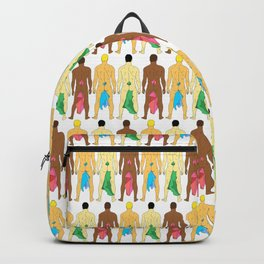 Towel Butts Backpack