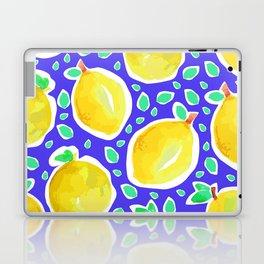 Lemon Crush 3 Laptop & iPad Skin