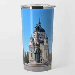 Cluj Archdiocesan Cathedral Travel Mug