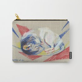 Sleeping Lili Carry-All Pouch