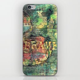 Permission Series: Brave iPhone Skin