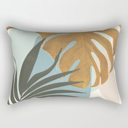 Azzurro Day 01 Rectangular Pillow