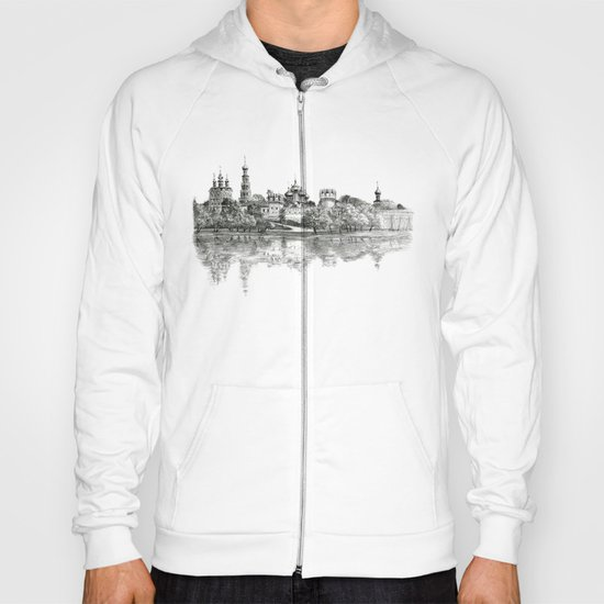 Novodevichy Convent G2010-005 Hoody