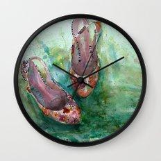 Summershoes Wall Clock