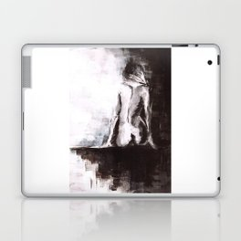 Woman nude Laptop & iPad Skin