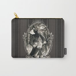 Portrait: Headless Horseman (Sleepy Hollow) Carry-All Pouch