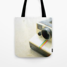 Polaroid Camera Tote Bag