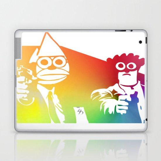 Regular Fiction Laptop & iPad Skin
