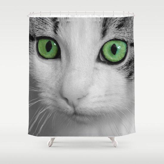 KITTURE Shower Curtain