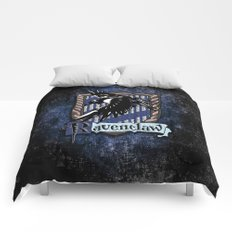 Ravenclaw team flag emblem iPhone 4 4s 5 5c, ipod, ipad, pillow case, tshirt and mugs Comforters