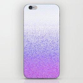 I Dream in Purple iPhone Skin