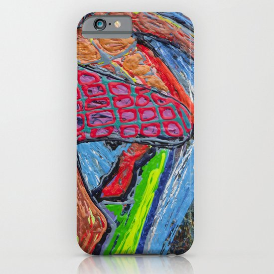 Tasty Waves iPhone & iPod Case