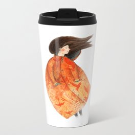 Favourite Coat Metal Travel Mug