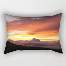 Sunrise - Maui Rectangular Pillow