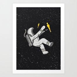 Don't Let (oscars) Go Art Print