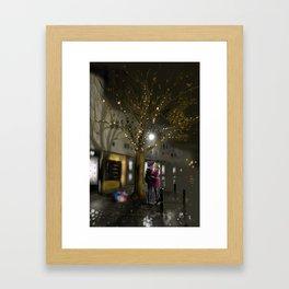 The Last Gift of Christmas Framed Art Print