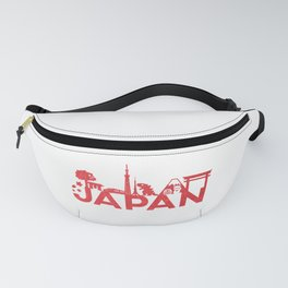 This is Japan Fanny Pack