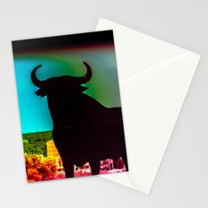 Behind all That  Stationery Cards
