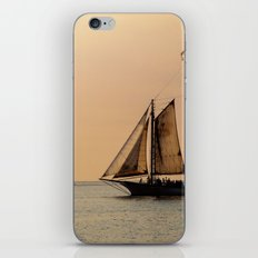 Sunset in Key West iPhone & iPod Skin