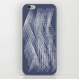 Art developments - Sviluppi dell'Arte iPhone Skin