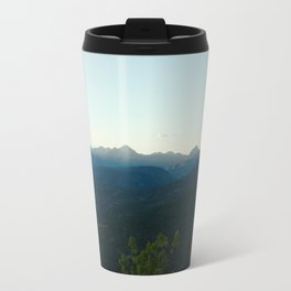 Mountain Haze - Durango, CO Travel Mug