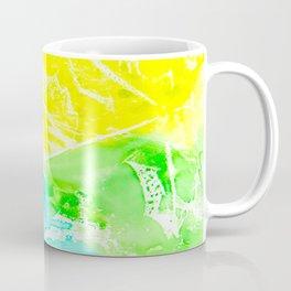 Resist Leaves Coffee Mug
