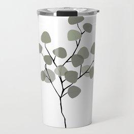 Eucalyptus Polyanthemos Travel Mug