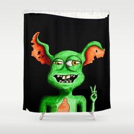 grem5 Shower Curtain