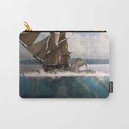 Great Giant Of The Sea Carry-All Pouch