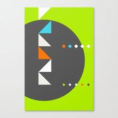 Spot Slice 03 Canvas Print