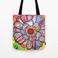 Florem Terrae Bright Tote Bag