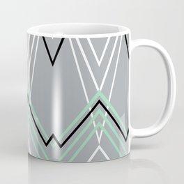 Mint Grey Chevy Coffee Mug