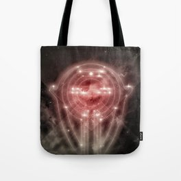 Gates of the universe Tote Bag