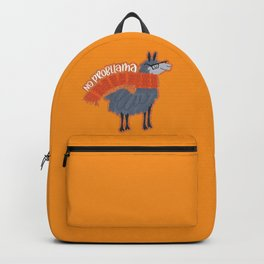 No Probllama Backpack