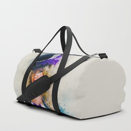 Mad Hatter Duffle Bag
