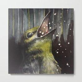 Bird Personalities Metal Print