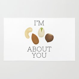 I'm Nuts About You Rug