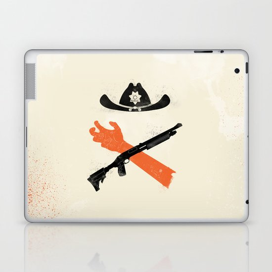 The Wandering Dead Laptop & iPad Skin