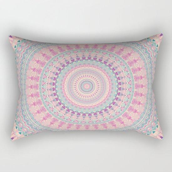 Mandala 491 Rectangular Pillow
