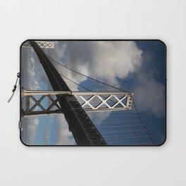 Bay Bridge in the Sun Laptop Sleeve