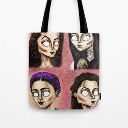 Chingonas Tote Bag
