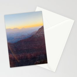 Grand Canyon at Sunrise, Mather Point Stationery Cards