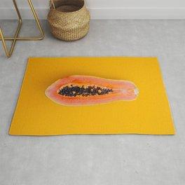 papaya #society6 #decor #buyart Rug