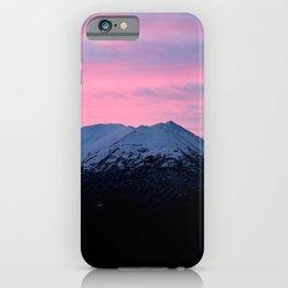 Sunrise Landscape iPhone Case