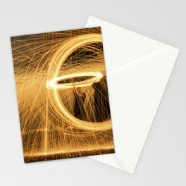Circle of Fire Stationery Cards