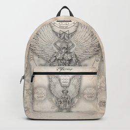 Archangel Raguel Backpack