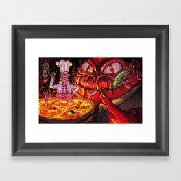 Hell´s Kitchen Framed Art Print