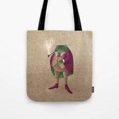 Herr Frosch Tote Bag