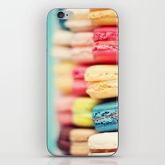 Color in a box iPhone & iPod Skin