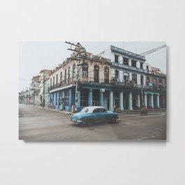 Classic Havana Metal Print